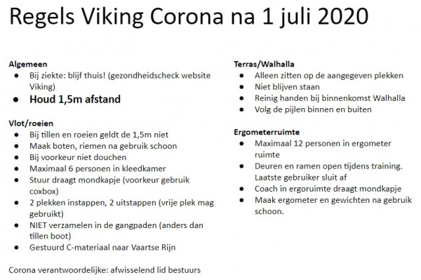 Update Viking Corona